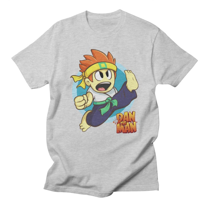 Classic Dan Men's T-Shirt by Halfbrick - Official Store