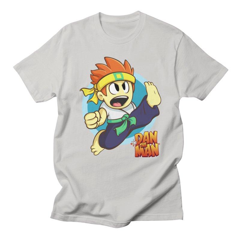 Classic Dan Men's Regular T-Shirt by Halfbrick - Official Store