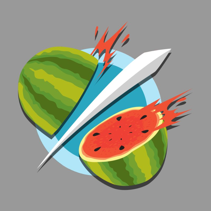 Fruit Ninja Classic Women's T-Shirt by Halfbrick - Official Store