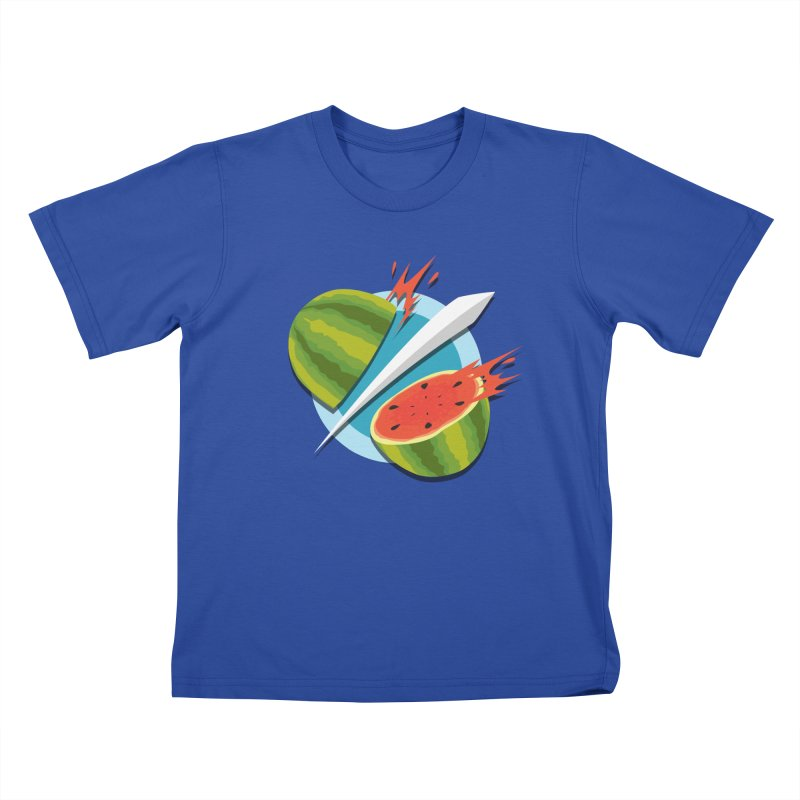 Fruit Ninja Classic Kids T-Shirt by Halfbrick - Official Store