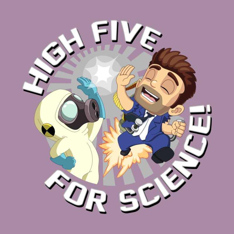 High Five for Science! by Halfbrick - Official Store