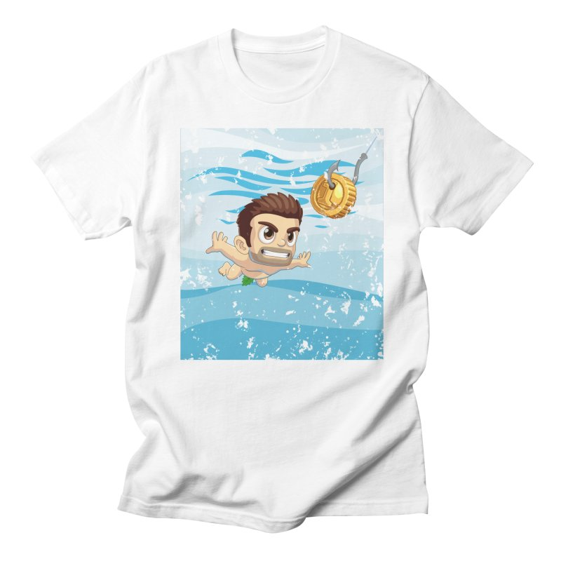 Nevermind Men's T-Shirt by Halfbrick - Official Store