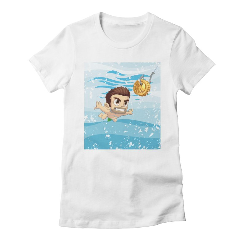 Nevermind Women's T-Shirt by Halfbrick - Official Store