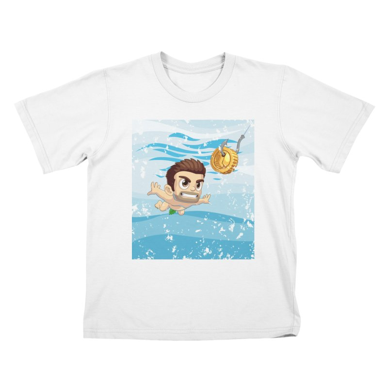Nevermind Kids T-Shirt by Halfbrick - Official Store