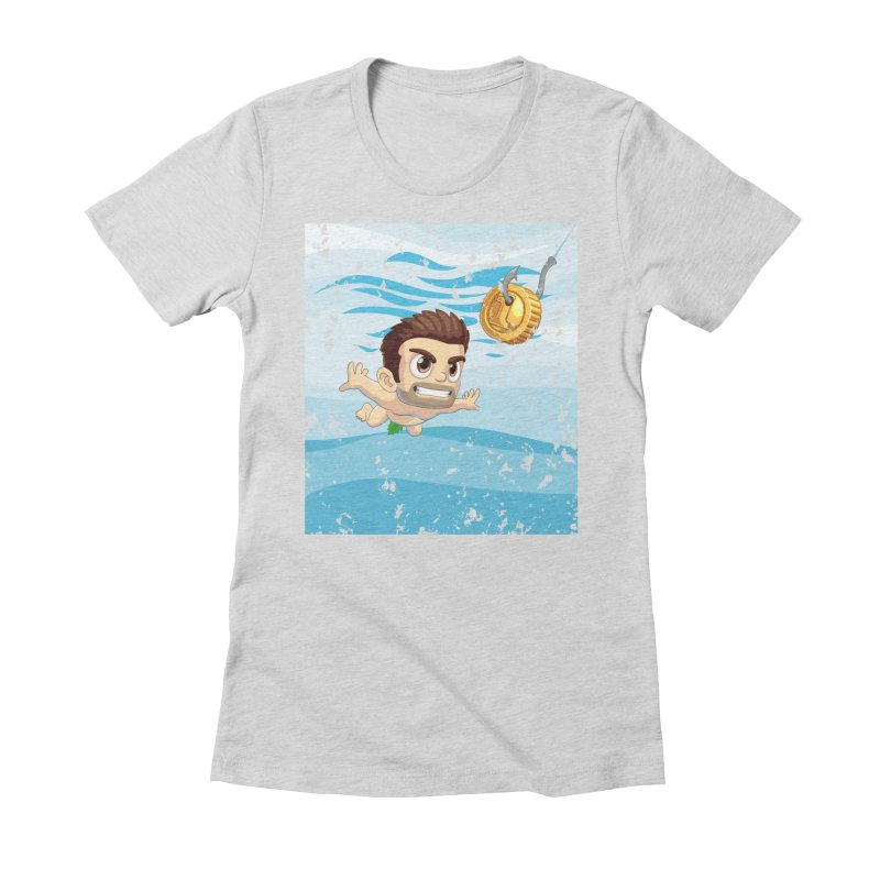 Nevermind Women's  by Halfbrick - Official Store