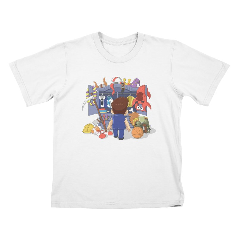 Barry's Stash Kids T-Shirt by Halfbrick - Official Store