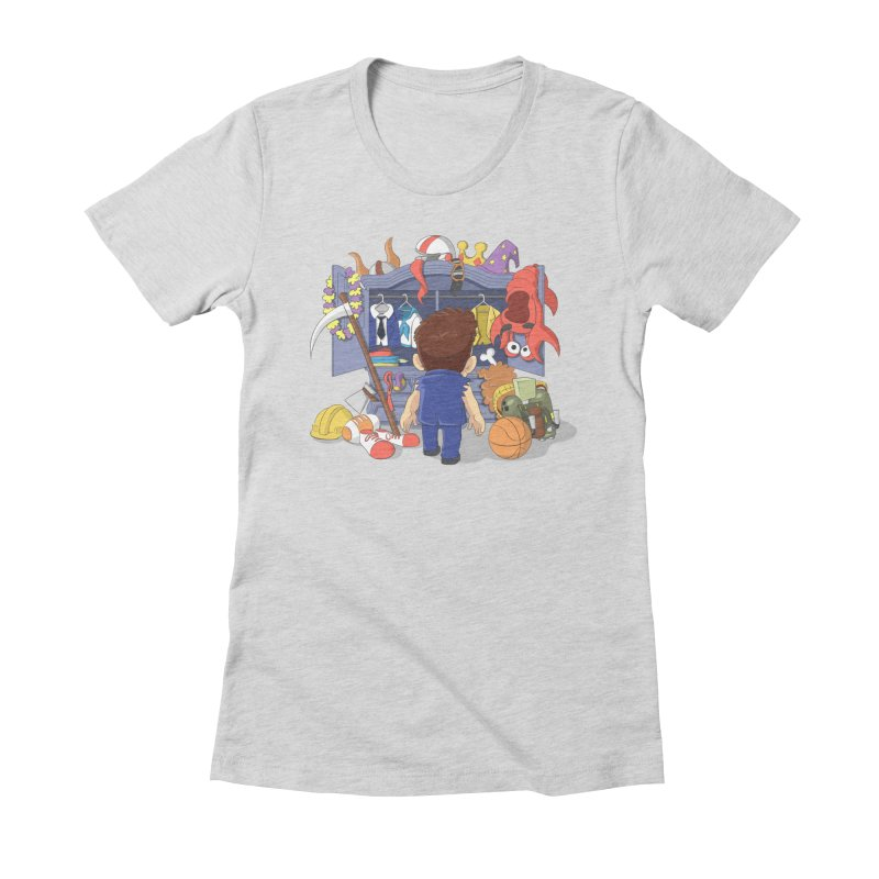 Barry's Stash Women's T-Shirt by Halfbrick - Official Store