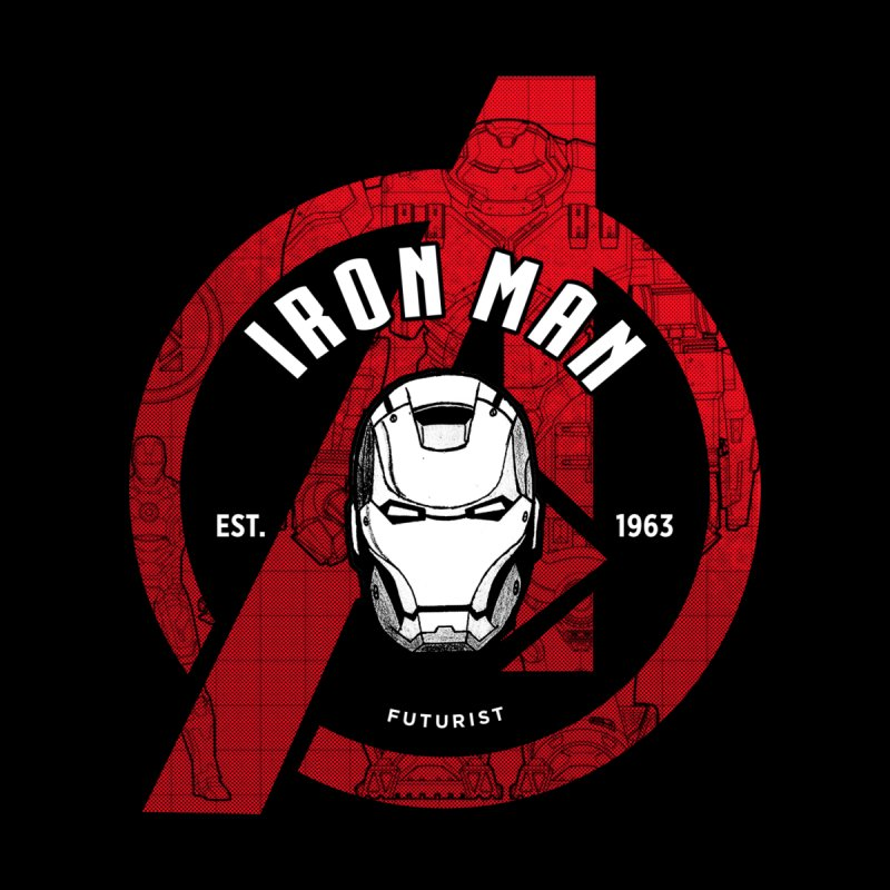 Avengers Assemble: Iron Avengers Men's T-Shirt by halfcrazy designs