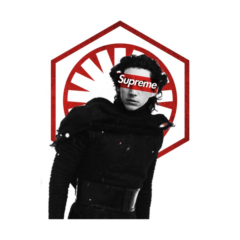 Supreme Leader - Kylo Women's Tank by halfcrazy designs