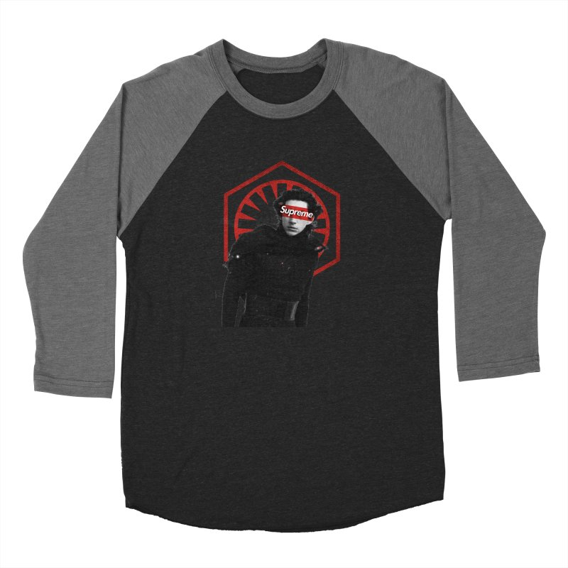 Supreme Leader - Kylo Women's Longsleeve T-Shirt by halfcrazy designs