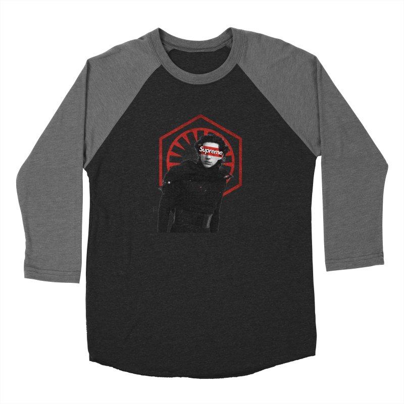 Supreme Leader - Kylo Men's Longsleeve T-Shirt by halfcrazy designs