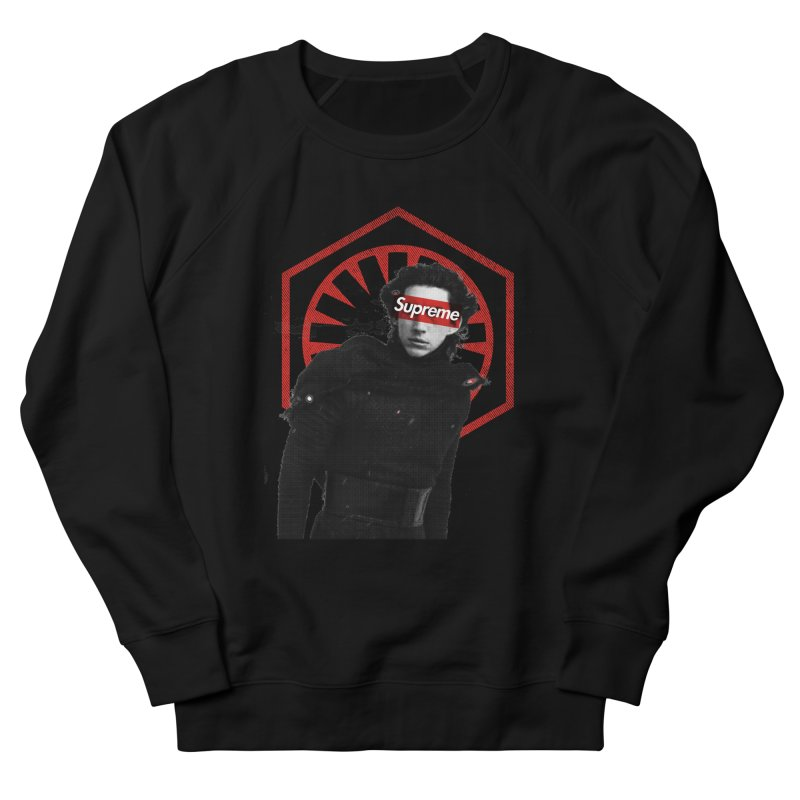 Supreme Leader - Kylo Women's Sweatshirt by halfcrazy designs
