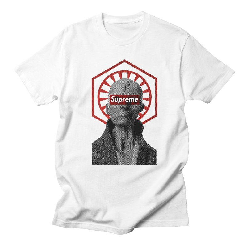 Supreme Leader Women's T-Shirt by halfcrazy designs