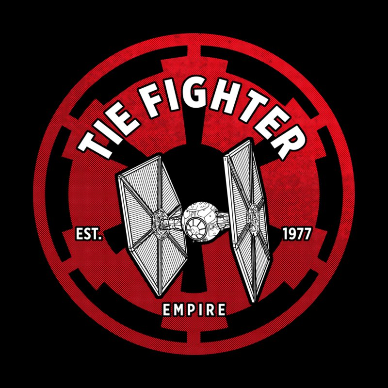 Galactic Empire Fighter by halfcrazy designs