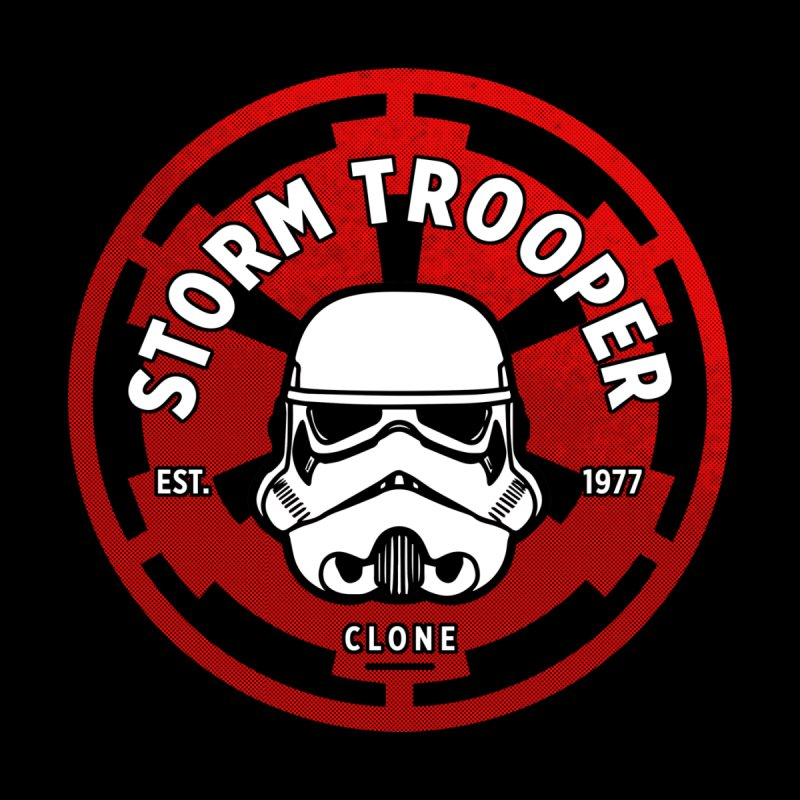 Galactic Empire - Trooper by halfcrazy designs