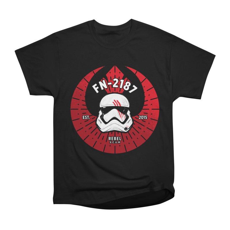 Rebel Scum - Finn Men's T-Shirt by halfcrazy designs
