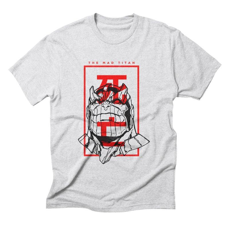 The Mad Titan Men's T-Shirt by halfcrazy designs