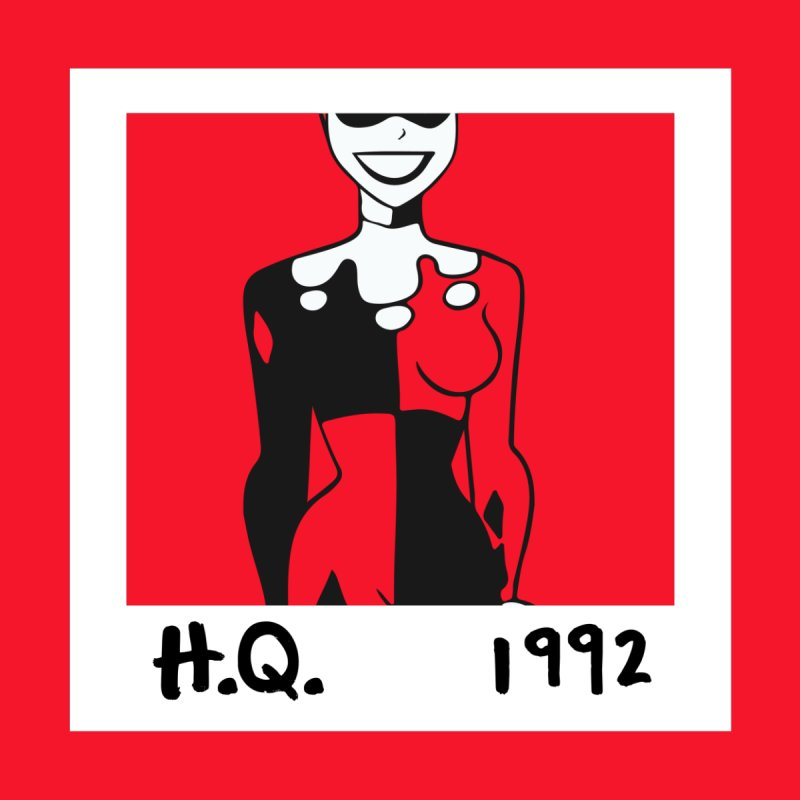 H.Q. - 1992 Women's Zip-Up Hoody by halfcrazy designs