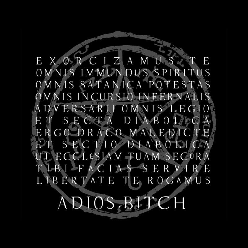 Supernatural: Adios, Bitch Women's Zip-Up Hoody by halfcrazy designs