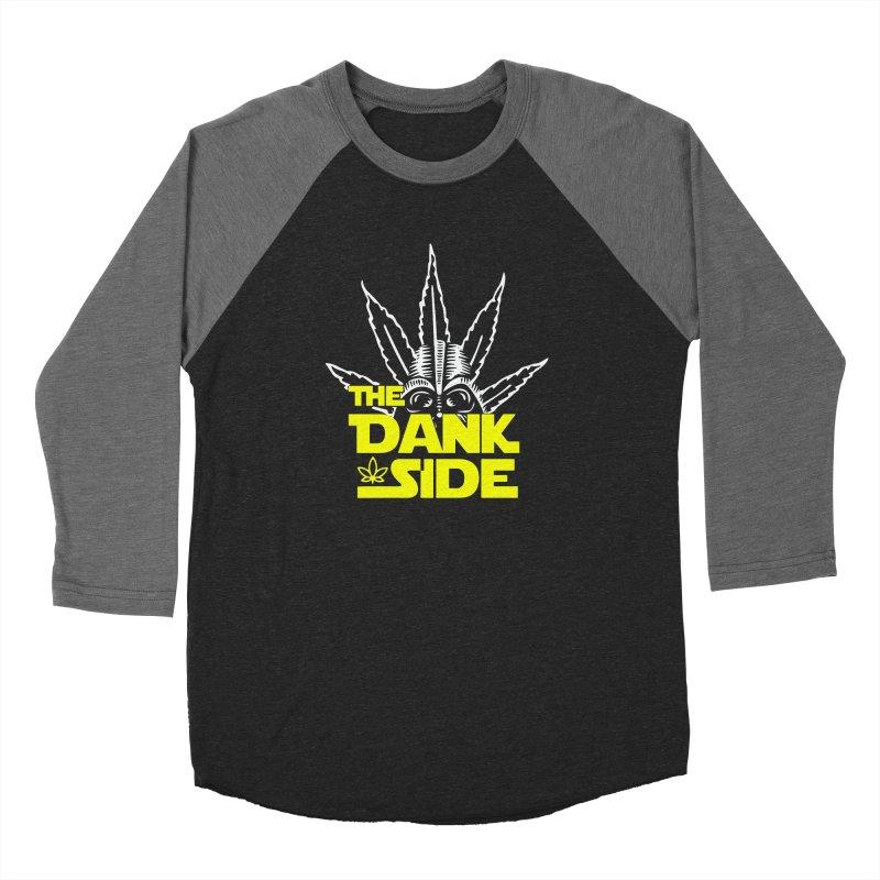 The Dank Side Women's Longsleeve T-Shirt by halfcrazy designs
