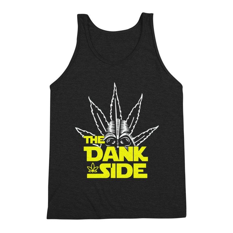 The Dank Side Men's Tank by halfcrazy designs