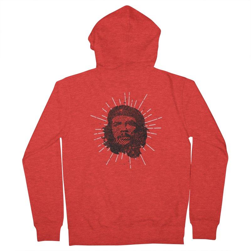 Chesus Christo Men's Zip-Up Hoody by halfcrazy designs