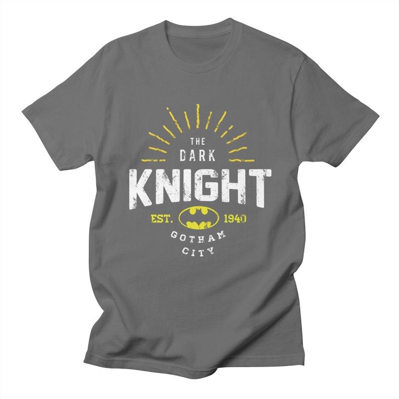 Vintage Vigilante Men's T-Shirt by halfcrazy designs