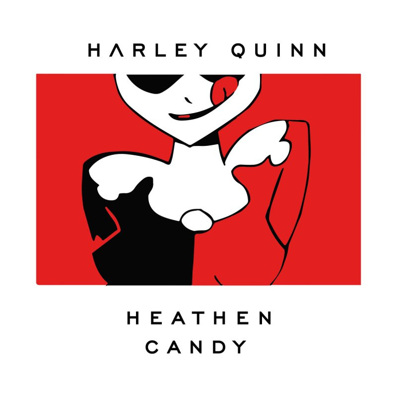 Heathen Candy (The Maine - American Candy Parody) Women's V-Neck by halfcrazy designs