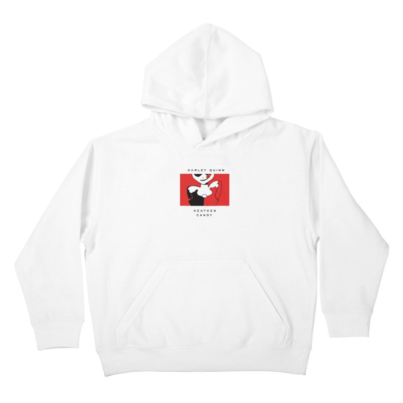 Heathen Candy (The Maine - American Candy Parody) Kids Pullover Hoody by halfcrazy designs