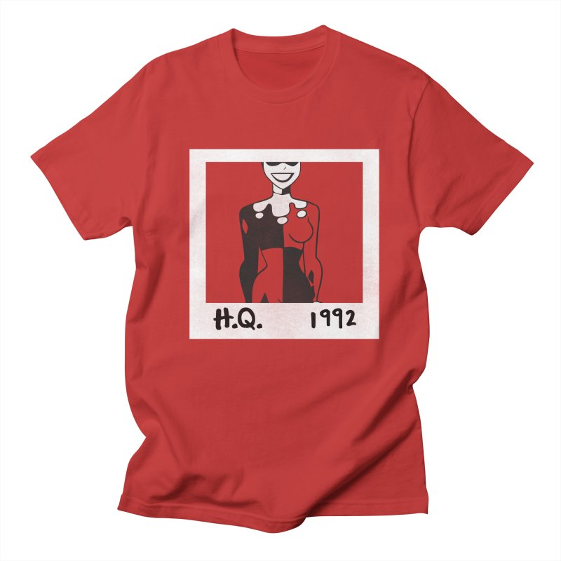H. Q. - 1992 Men's T-Shirt by halfcrazy designs