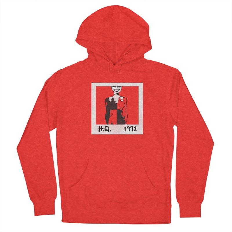 H. Q. - 1992 Men's Pullover Hoody by halfcrazy designs
