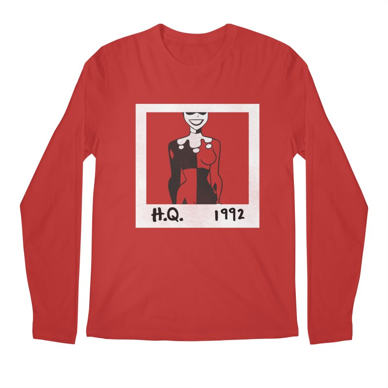 H. Q. - 1992 Men's Regular Longsleeve T-Shirt by halfcrazy designs