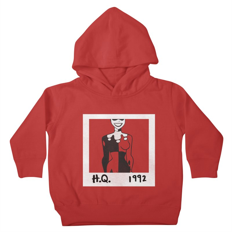 H. Q. - 1992 Kids Toddler Pullover Hoody by halfcrazy designs