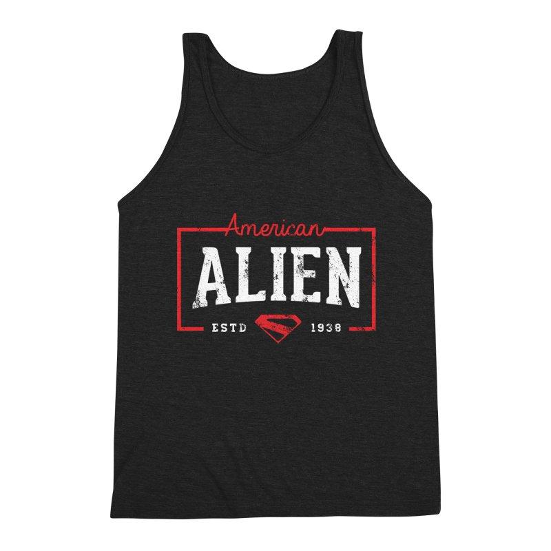 American Alien Men's Tank by halfcrazy designs