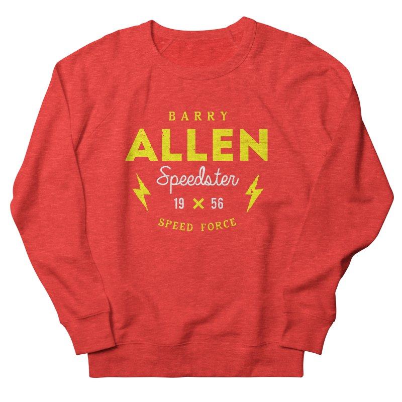 B. Allen - Speedster Women's Sweatshirt by halfcrazy designs