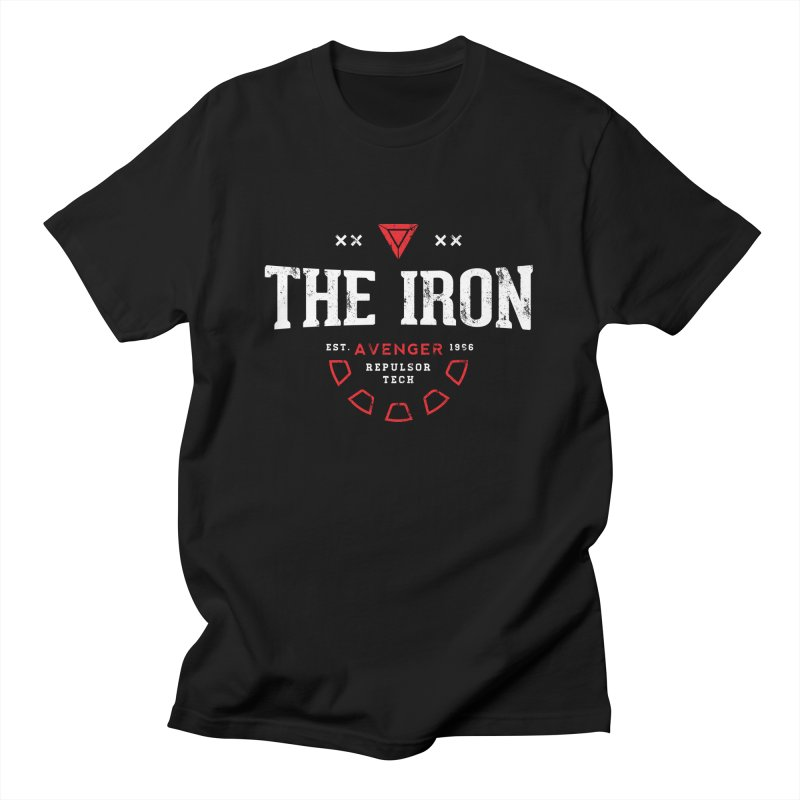 Vintage Avenger Men's T-Shirt by halfcrazy designs