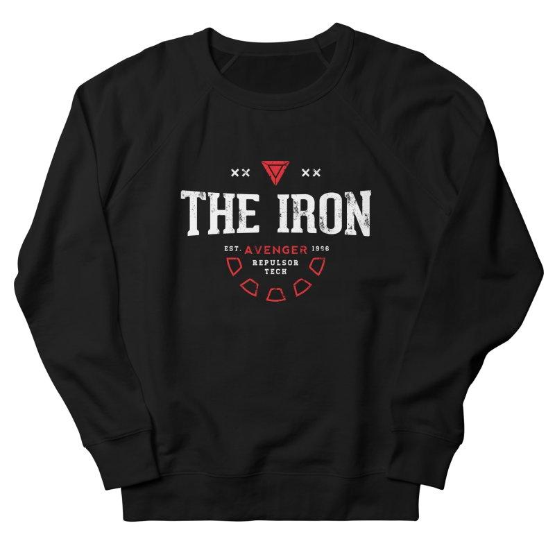 Vintage Avenger Men's Sweatshirt by halfcrazy designs