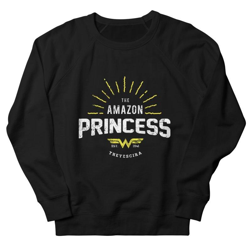 Vintage Amazon Women's Sweatshirt by halfcrazy designs