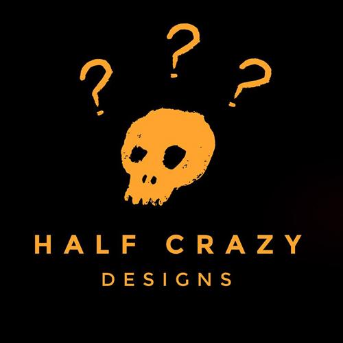 halfcrazy designs Logo
