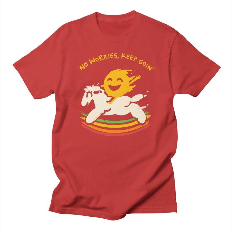 No Prob Women's Regular Unisex T-Shirt by Kev's Artist Shop