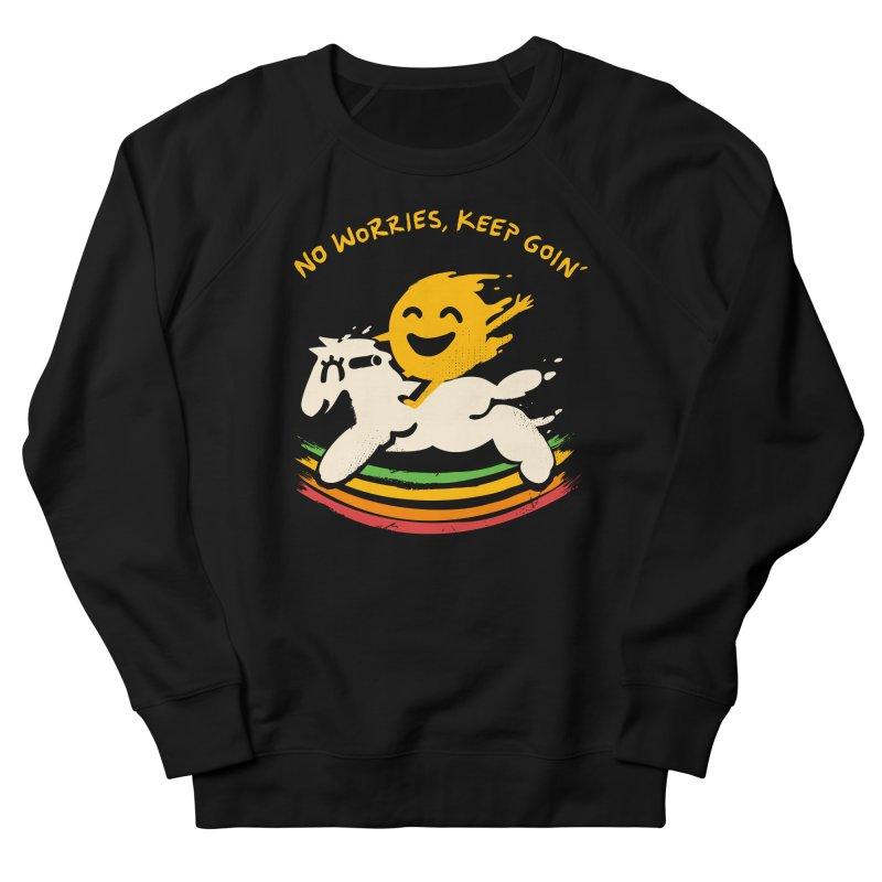 No Prob Women's French Terry Sweatshirt by Kev's Artist Shop