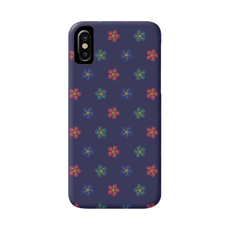 Roses and Guns Accessories Phone Case by Kev's Artist Shop