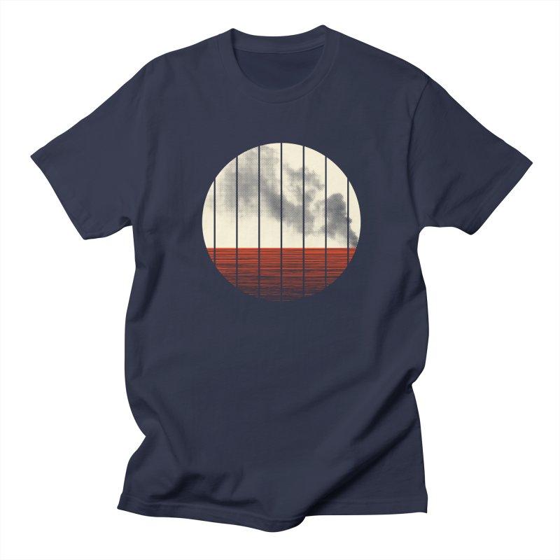 At Ease Women's Unisex T-Shirt by halfgotten's Artist Shop