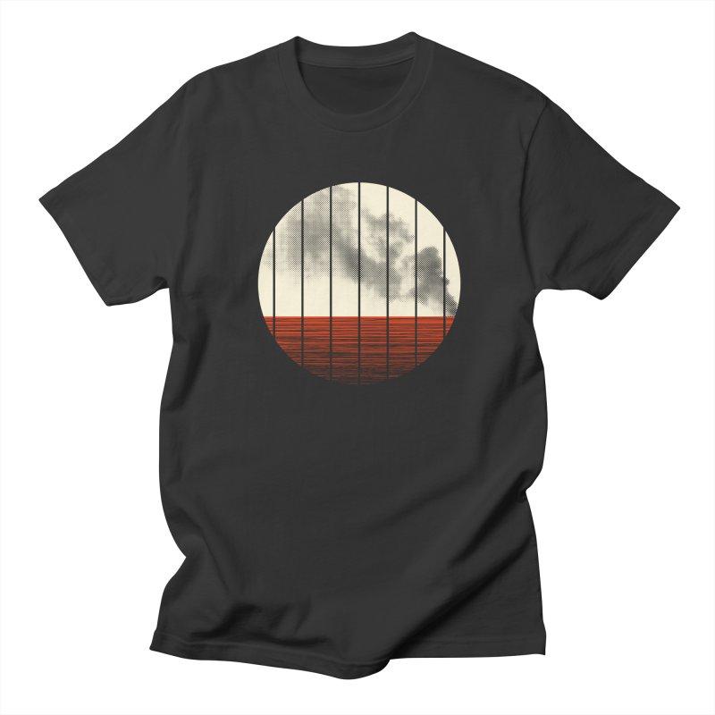 At Ease Men's Regular T-Shirt by halfgotten's Artist Shop