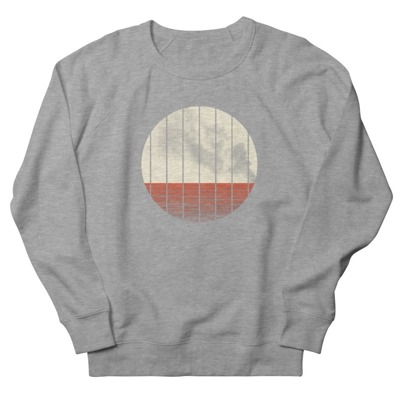 At Ease Men's French Terry Sweatshirt by halfgotten's Artist Shop