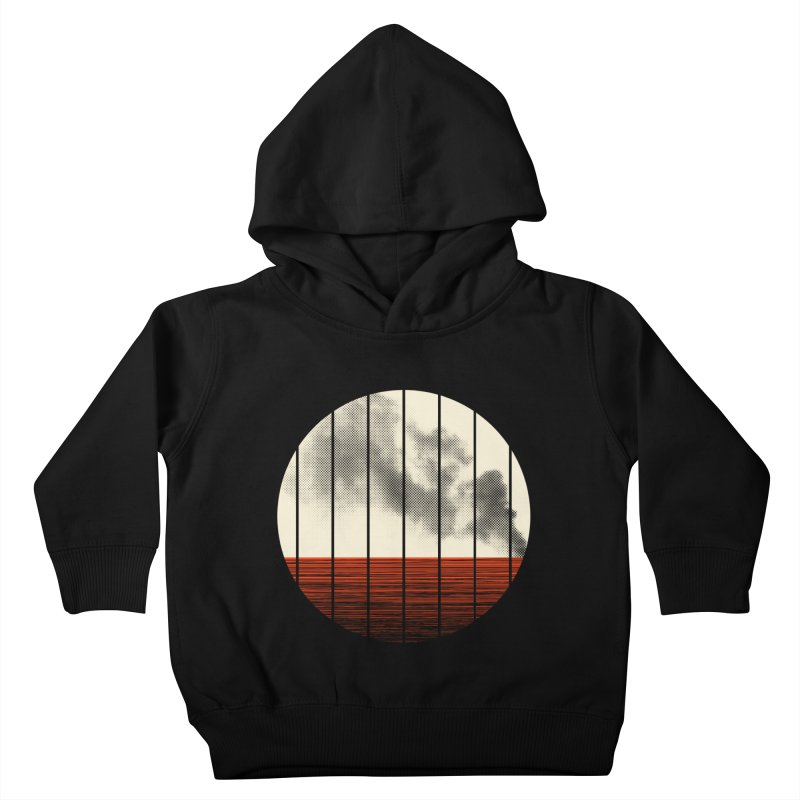 At Ease Kids Toddler Pullover Hoody by halfgotten's Artist Shop