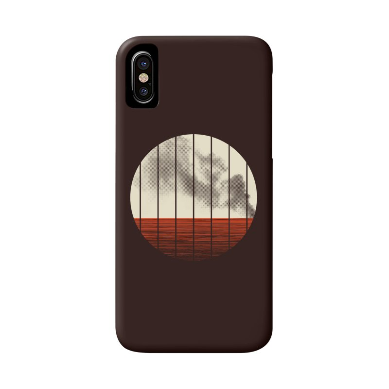 At Ease Accessories Phone Case by halfgotten's Artist Shop