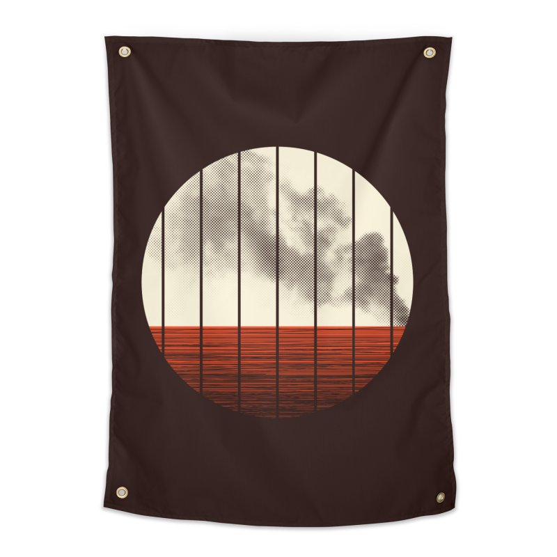 At Ease Home Tapestry by halfgotten's Artist Shop