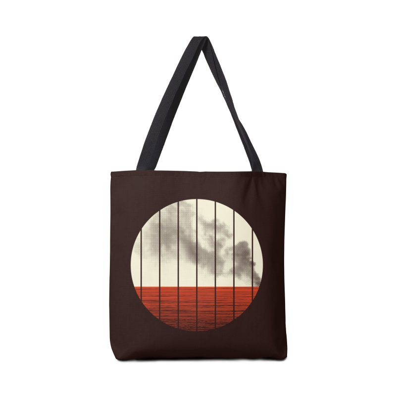 At Ease Accessories Bag by halfgotten's Artist Shop