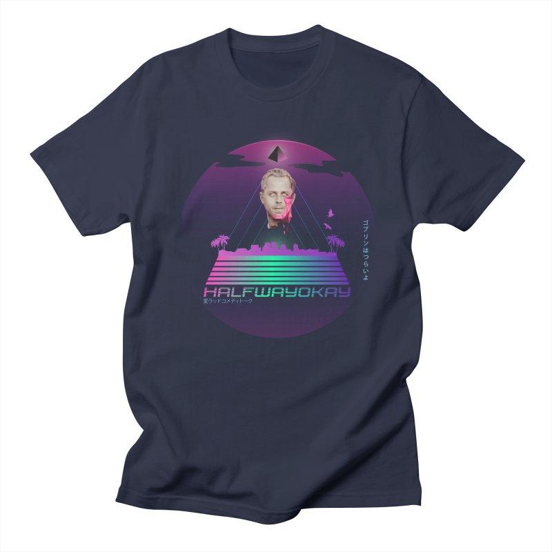 Gio Wave Women's Regular Unisex T-Shirt by halfwayokay
